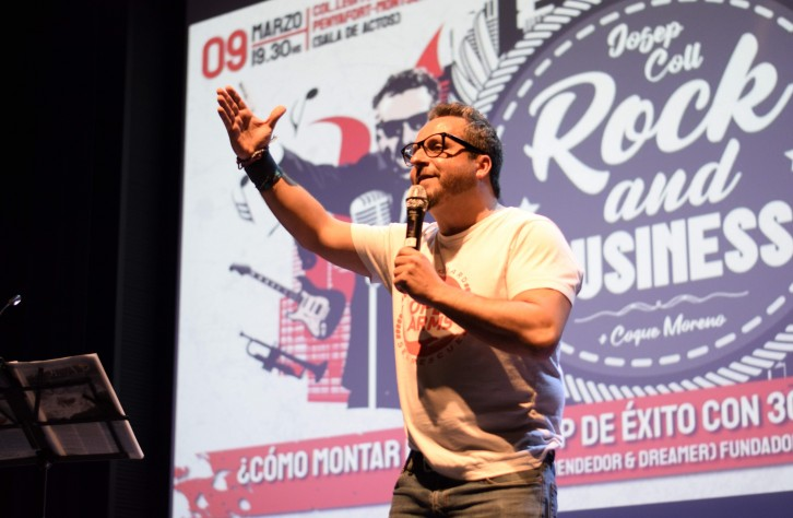 Conferencia Rock & Business